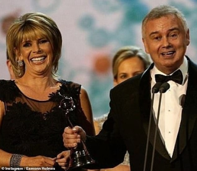 A tribute:Prior to the show, Eamonn gave nod to their final day in his Instagram post which saw him on stage at the National Television Awards