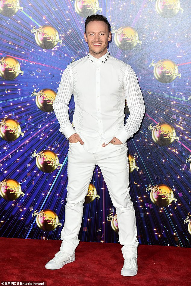 Kevin Clifton 'in talks with bosses over Strictly RETURN as his earnings suffer amid the pandemic'
