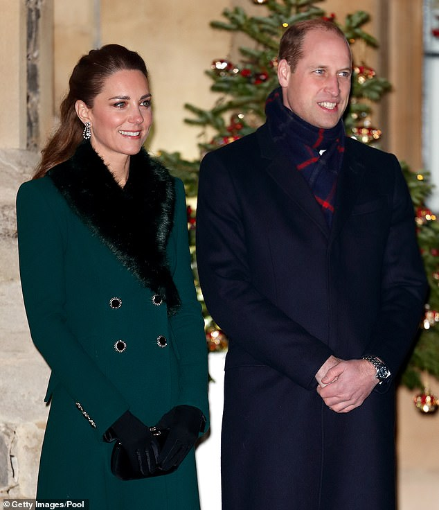 Prince Harry and Prince William have reportedly exchanged gifts in a Christmas 'truce'