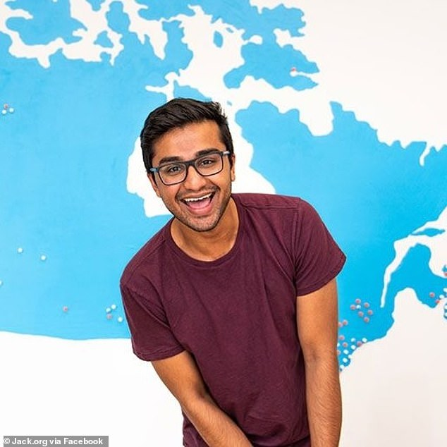 Mohammad Hussain is celebrating Christmas for the first time with his roommates in Ottawa