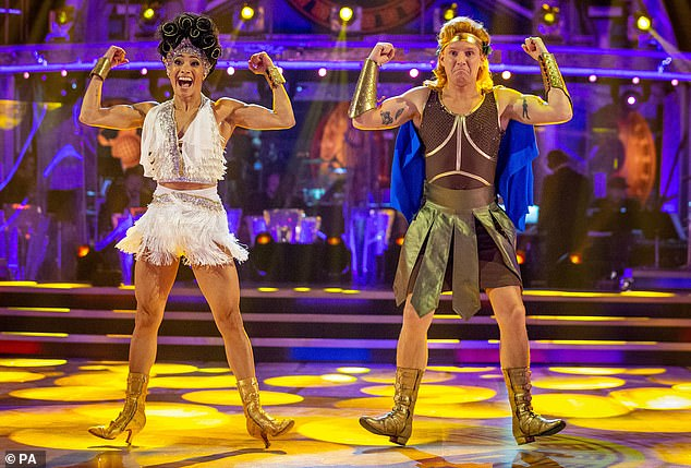 Success! The BBC Press Office revealed on Sunday that Strictly Come Dancing amassed 13 million viewers for Saturday's final to become the most-watched non-news TV show of 2020