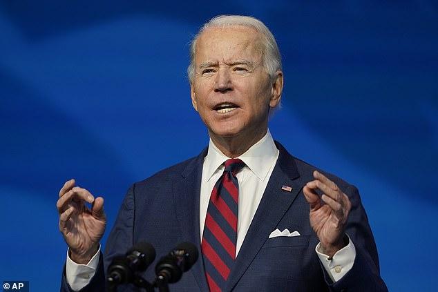 Joe Biden is 'considering cyber attacks' on Russian infrastructure in retaliation for hack