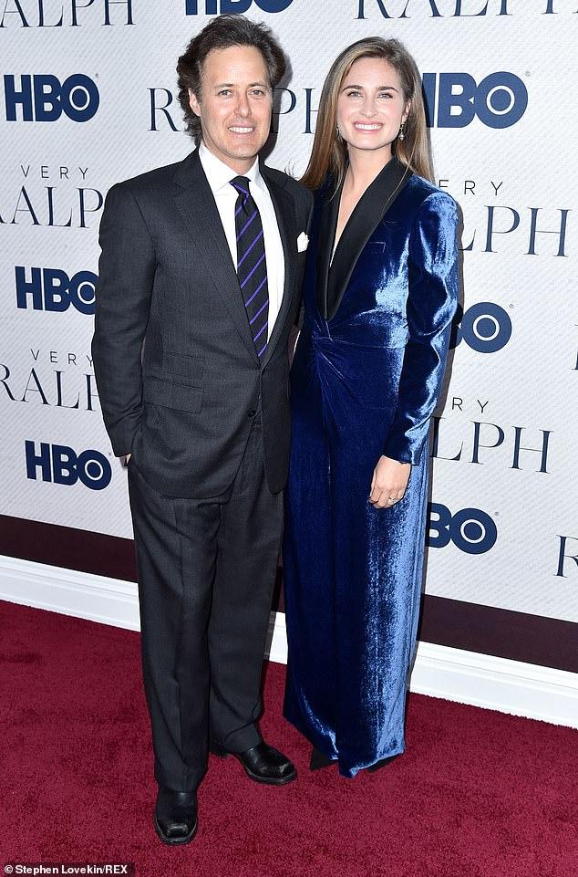 Lauren Bush Lauren and David Lauren are expecting their third child next spring