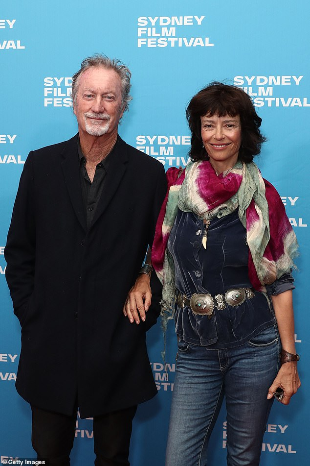Australian film royalty Bryan Brown and Rachel Ward have fallen victim to a bizarre and untrue rumour they were the Avalon cluster's Covid super-spreaders