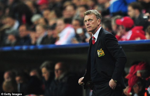 David Moyes was given a six-year deal at Manchester United but was sacked in his first season