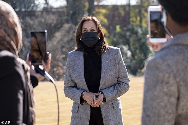 Vice President-elect Kamala Harris said she wants Republicans who are skeptical about COVID-19 to get the vaccine in order to save lives