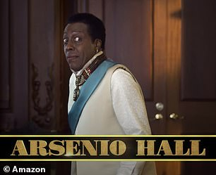 Arsenio seen