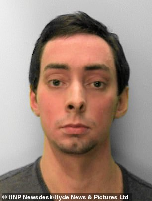 Luke Vicarey was sentenced to 12 months' imprisonment and was disqualified from driving for two years and six months