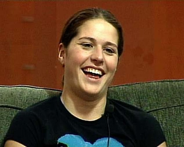 Rise to fame: Rachel rose to fame on the inaugural season of Big Brother in 2001, but was one of the first contestants to be voted off