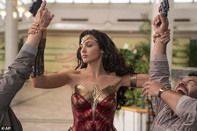 Gal returns:The sequel brings back Gal Gadot as Diana Prince, a.k.a. Wonder Woman, alongside Chris Pine as Steve Trevor