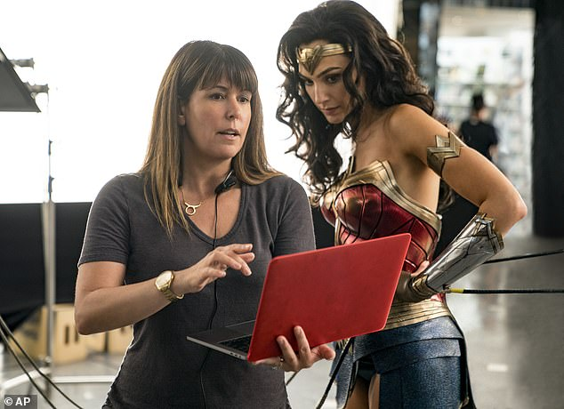 Patty returns:Patty Jenkins returns to direct after being at the helm for the first Wonder Woman, which earned $822.3 million worldwide from a $149 million budget
