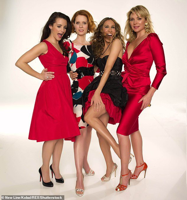 Return? It's been reported that Sex And The City could return for a limited series without Cattrall. Pictured with co-stars (L-R) Kristin Davis, Cynthia Nixon and Sarah Jessica Parker