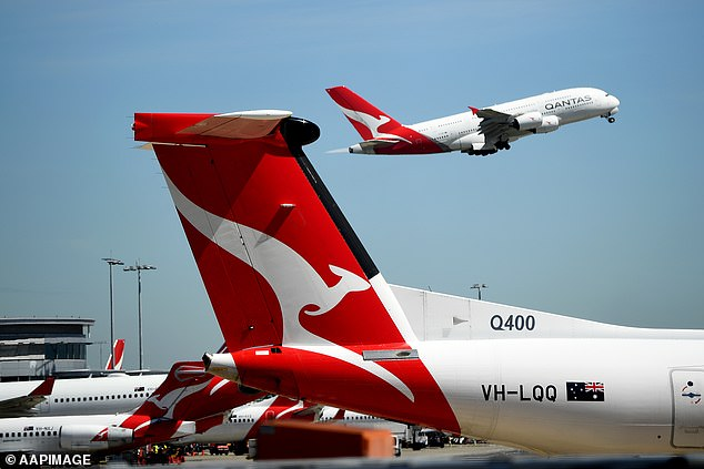 A Qantas crew member who worked on a repatriation flight from Darwin to Paris last week has since tested positive to coronavirus after flying from the NT to Sydney