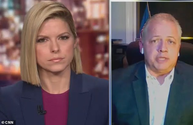 Republican Rep. Denver Riggleman of Virginia told CNN there is a 'grift that's going on' with the choices he made for his pre-Christmas pardons announced on Tuesday night