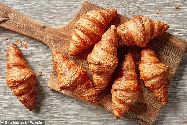 Despite being a common breakfast treat in the UK, the French pastry croissant is often incorrectly articulated, with 590 people searching for how to say it a month. The food is pronounced 'kwa· son' with a silent T, the French way.
