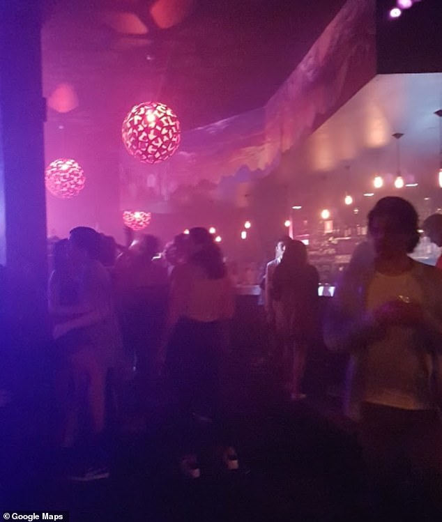 Club Bayview, was a notorious dive with sticky floors and even and even dodgier crowd of barely-legal (or not at all legal) teenagers and the creepy old men they attracted, with drunk university students as reinforcements
