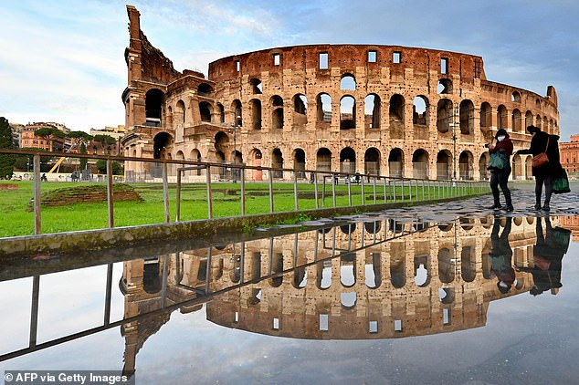 Rome wants to rebuild the floor to give a better impression of what the amphitheatre was like in its bloody heyday when viscous beasts and savage warriors duelled on its sands in front of 35,000 raucous Romans