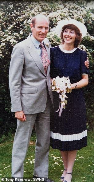 Jo and Tony Williams