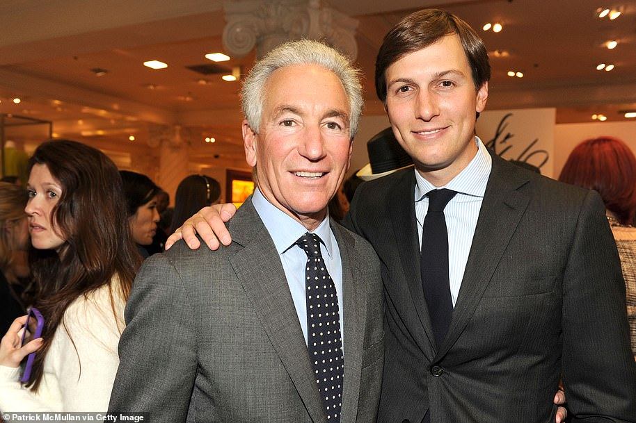 Donald Trump pardons Jared Kushner's father, Roger Stone and Paul Manafort in new clemency spree