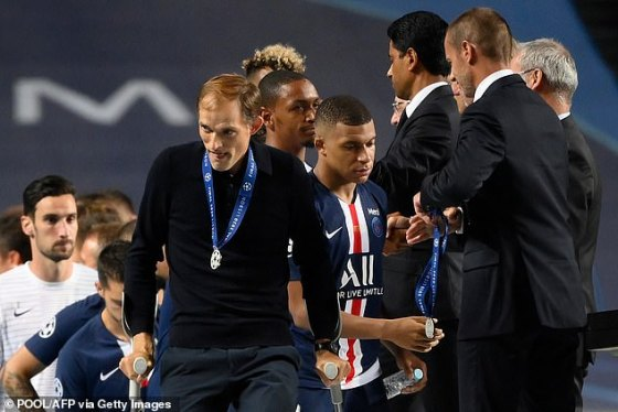 Tuchel's dismissal comes four months after leading the club to the Champions League final