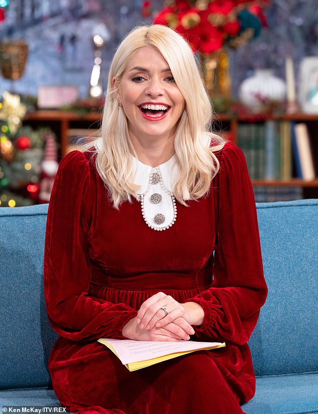 Holly Willoughby admits she wants another baby