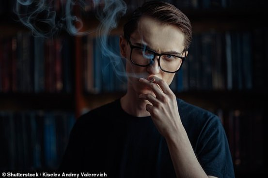 Health: Light smokers who have only ONE cigarette a day can be 'nicotine addicted', study claims