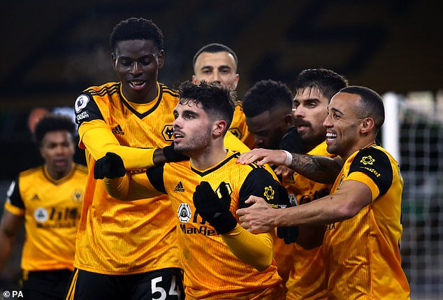 Wolves need the likes of Pedro Neto and Daniel Podence to step up in Raul Jimenez's absence