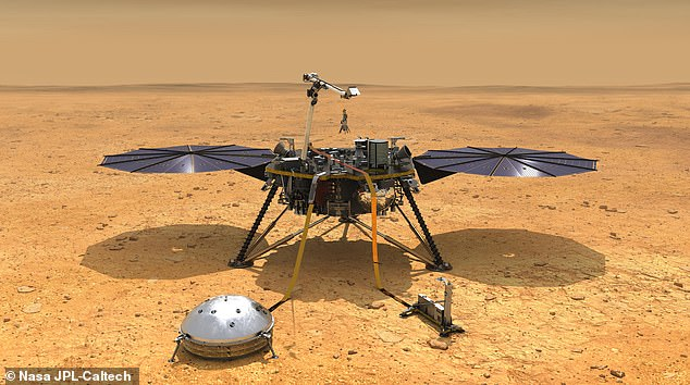 The findings were published in three studies using NASA InSight data, from the University of Cologne, the California Institute of Technology and ETH Zurich