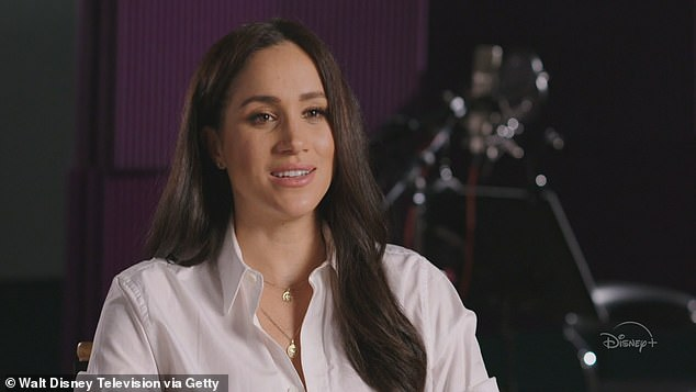 Comparison:It comes after Piers Morgan previously likened Meghan to Kim, calling her a 'mini royal Kim Kardashian' in the documentary Harry & Meghan: The Royals in Crisis