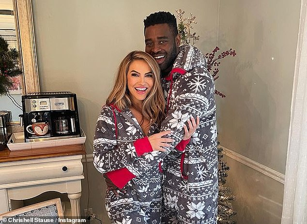 So close:Chrishell Stause had a very special Christmas this year. The 39-year-old Selling Sunset star spent it with her new 31-year-old boyfriend Keo Motsepe of Dancing With The Stars fame