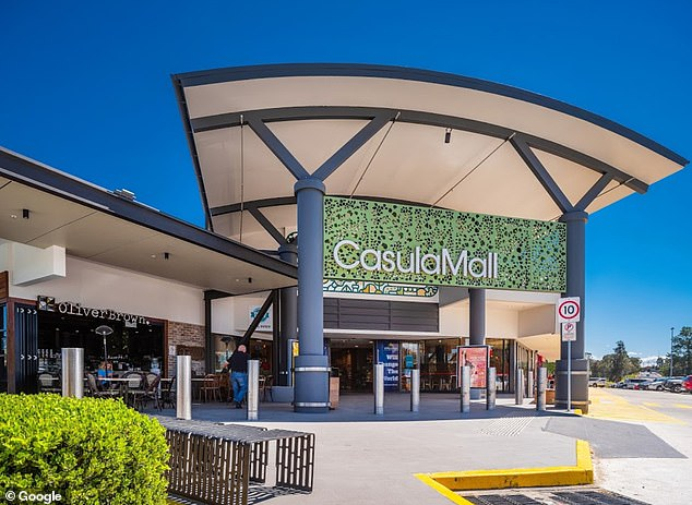 An urgent health alert has been issued for the busy Casula Mall shopping centre in Sydney's south-west after it was visited by a confirmed COVID-19 case