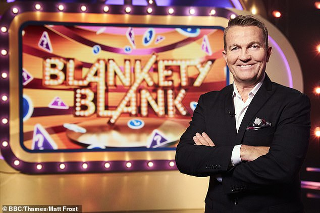 Other shows to top the charts included the Blankety Blank Christmas Special which was presented by Bradley Walsh and raked in 5.3 million people when it aired at 7pm