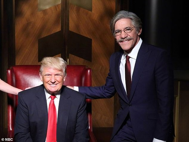 The former Celebrity Apprentice contestant accused Trump of 'acting like an entitled Frat boy'
