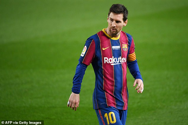 Messi kept his cards close to his chest regarding City and PSG but did reveal interest in USA