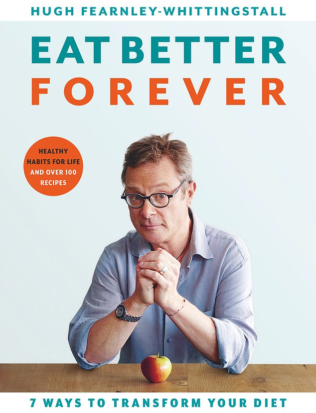When he hit 50, TV chef HUGH FEARNLEY-WHITTINGSTALL piled on the pounds - until he devised his own foolproof food plan