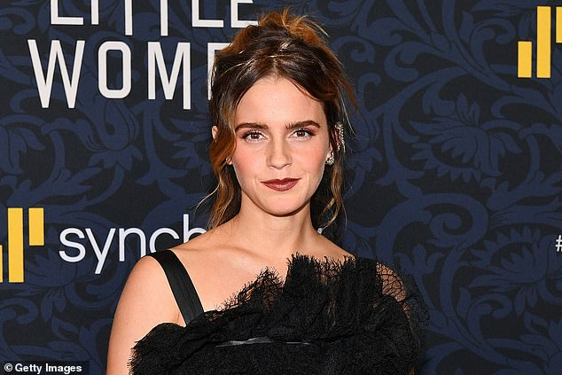 Emma Watson's favourite mascara is from DHC and is said to be her go-to brand when filming underwater scenes or acting in rainy weather