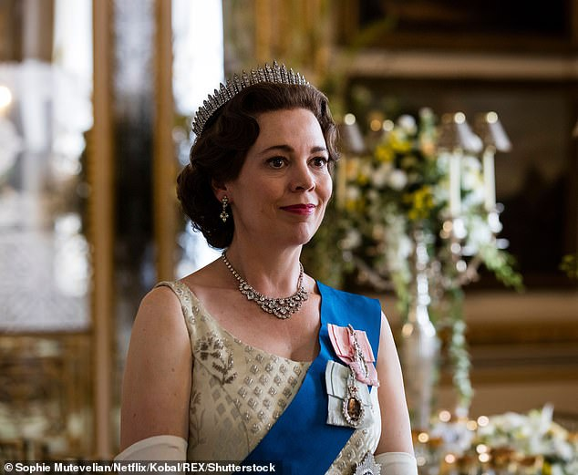 'She'll do it better than me!': In December, Olivia Colman admitted she 'wouldn't dare' offer Imelda Staunton any advice about playing Queen Elizabeth II on The Crown