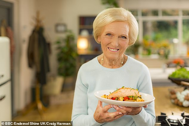 Quids in:With her fingers in so many pies, it's little wonder why Mary's profits have soared, with The Sun reporting that accounts filed to Companies House reveal Mary's company Mary Berry Ltd made a tidy profit of £1.3million in 2020