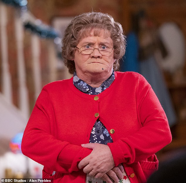 Viewership: Mrs Brown's Boys got the worst ratings for its Christmas episode in almost a decade this year