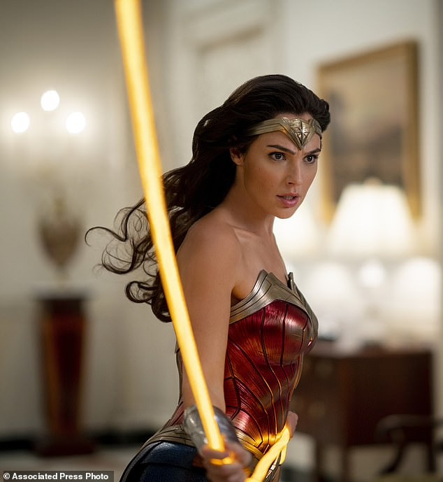 Wonder Woman 1984 kept the number one spot at the North American box office for a third week on Sunday, bringing in another $3 million