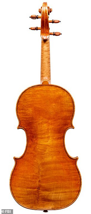 The Federal Bureau of Investigation is asking for the public¿s help in locating the vehicle and a 1710 Amati violin that was taken by a thief in the Los Feliz section of Los Angeles on December 8