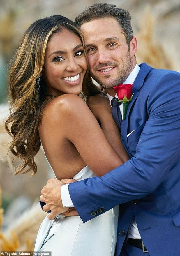 she said yes!  Their engagement finally came to an end at Bachelorette last week, when they gave Zac his last rose