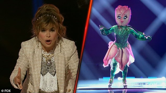 Tap solo: Tulip performed to Fergalicious by Fergie and included a solo tap dance routine that Paula appreciated