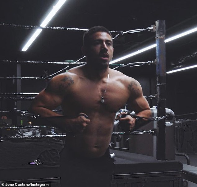 New year, new you! Rebel Wilson's personal trainer Jono Castano [pictured] shared his sure-fire tips to Daily Mail Australia on Monday to help get you in shape for 2021