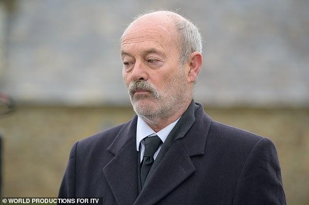 Keith Allen plays John Cooper inThe Pembrokeshire Murders, a newthree-part ITV true crime drama