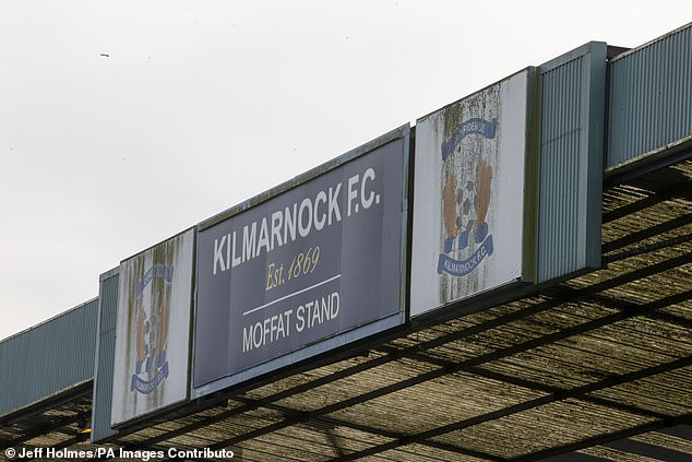 Kilmarnock have lost five matches in a row and all but one of their last nine league encounters