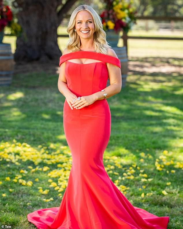 The Bachelorette's Becky Miles is now 'dating the man she DUMPED in order to appear on the show'