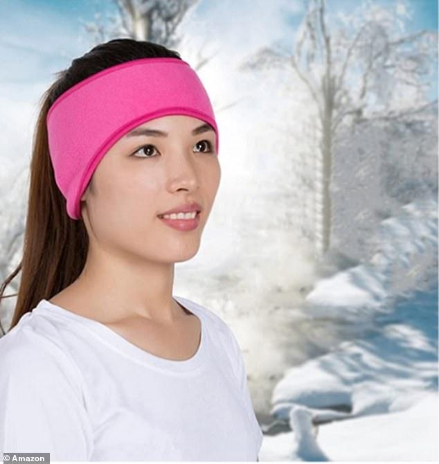 TheGoFriend Fleece Headband is the number one bestseller in 'Women's Ear Muffs' on Amazon