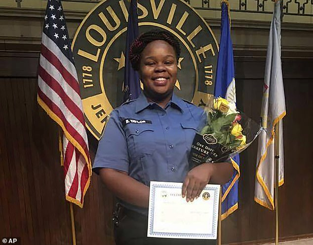 Louisville police seek to fire detective who got search warrant for Breonna Taylor's home