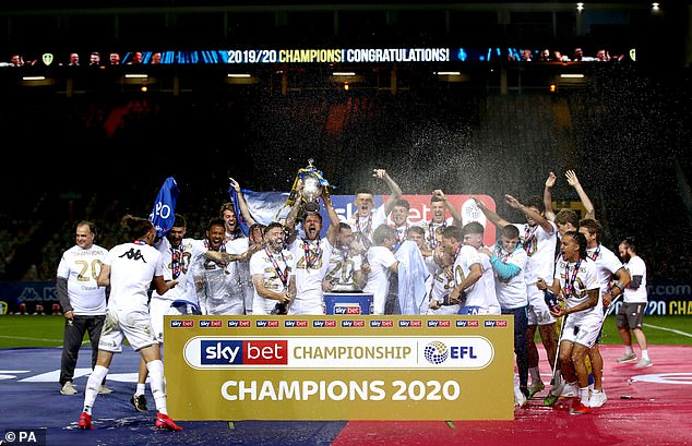 Leeds returned to the top flight after a 16-year hiatus by winning the Championship last season